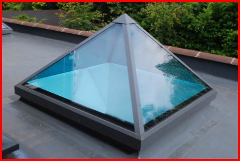 flat roofing pyramid dome,roof dome fitters,flat roof dome installers