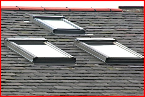 conservation roof window installers in Scotland
